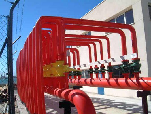 Brandschutzsysteme