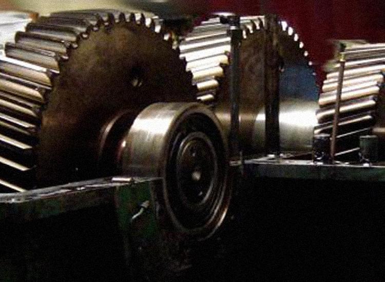 Mecanização e ajuste