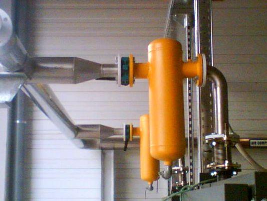 Instalación de aire comprimido