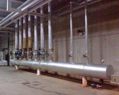 Instalaciones de vapor