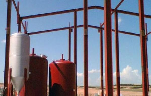 Refinería de aceite