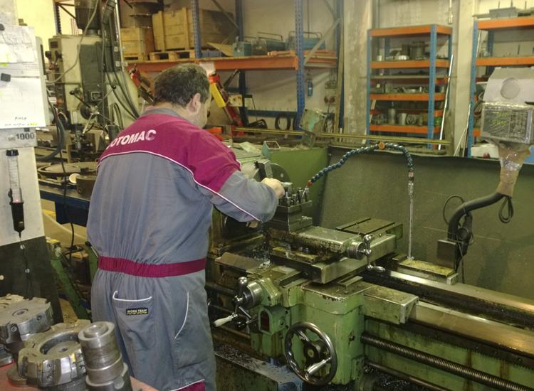 Mecanización y ajuste